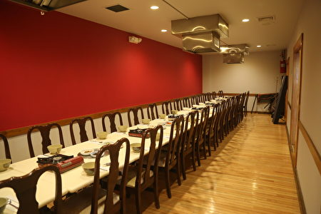 图:KEO KU JANG韩餐厅店内。(李今春 /大纪元)
