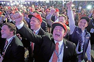 川普當選美總統 將如何影響世界格局