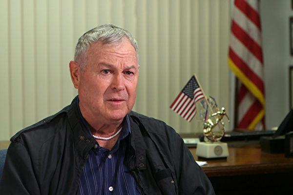 加州国会议员罗拉巴克11月28日接受大纪元和新唐人采访。(张文刚/大纪元)