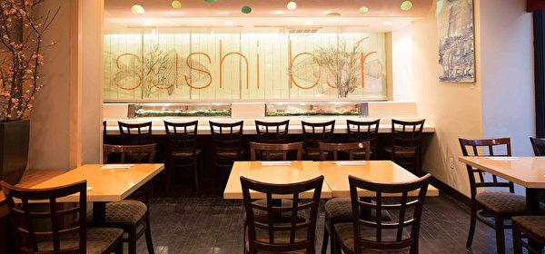 整洁的用餐环境。(Shimizu 寿司酒吧提供)