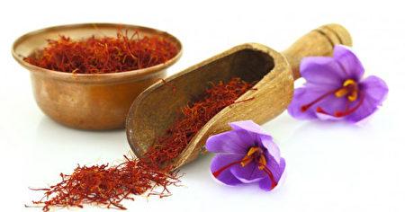香料界的黃金,藏紅花(Saffron)(Fotolia)。
