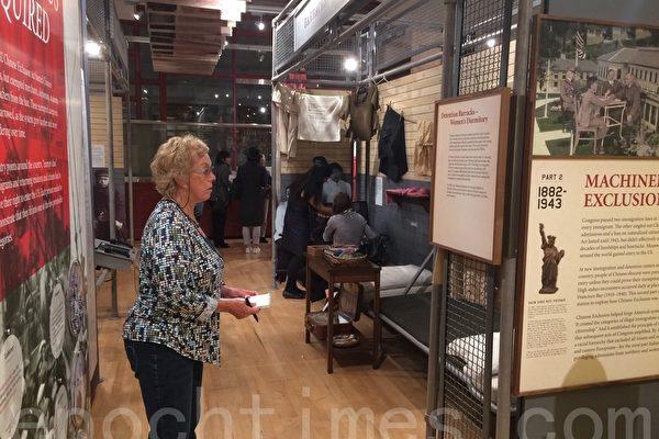 舊金山《美籍華人》歷史展 再現華人百年移民路