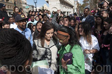 難接受川普當選總統 舊金山灣區多地爆示威