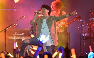 日本人气声优歌手铃村健一今年首次举办的亚洲巡回演唱会,11月12日来到第二站台湾。(雅慕斯娱乐提供)