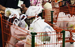 一次性塑料袋将在加州消失