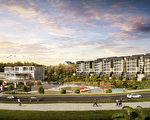 雅頓碧海灣預計2017年10月末竣工,房內均為豪華裝修(含家電、傢具、配飾等),拎包即可入住,結構分為複合式、陽台式等多種類型。(西海綜合建設公司提供)