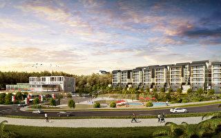 雅顿碧海湾预计2017年10月末竣工,房内均为豪华装修(含家电、家具、配饰等),拎包即可入住,结构分为复合式、阳台式等多种类型。(西海综合建设公司提供)