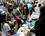 首屆「安省冬季旅遊展」幫助華人朋友選擇冬季旅遊勝地。(主辦方提供圖片)