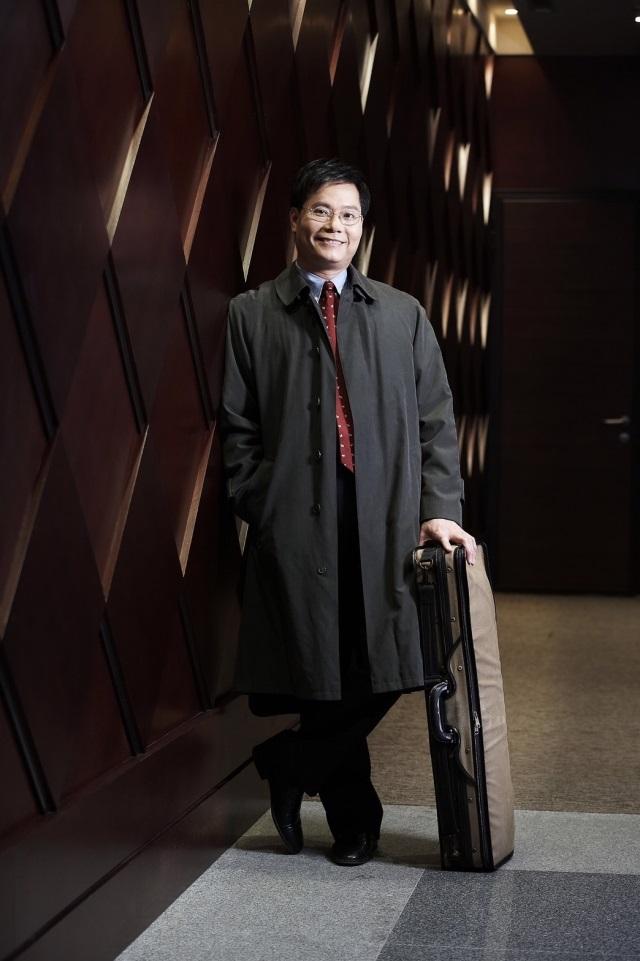 長期耕耘古典音樂,蘇顯達獲39屆吳三連藝術獎肯定。(蘇顯達提供)