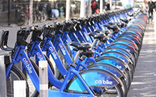紐約市Citi Bike在宵禁前2小時 暫停服務