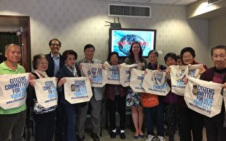 明年2月塑料袋收費 李羅莎派環保袋宣傳新規