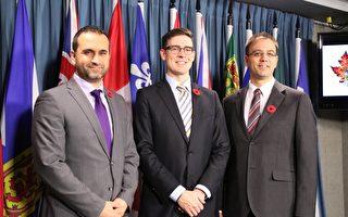 加拿大迎150年国庆 信仰自由为立国之本