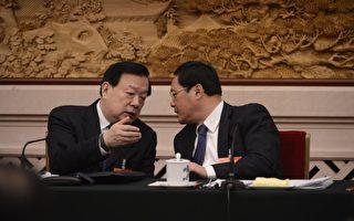 浙江省委書記夏寶龍(左)或將於明年兩會前後進京,接替北京市委書記郭金龍的職務。(大紀元資料圖)