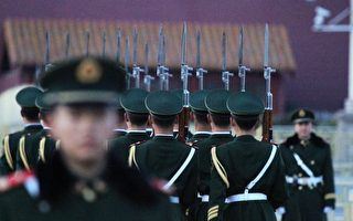 """被称为中共""""近卫军""""的武警部队高层几乎被""""一网打尽""""。(Getty Images)"""
