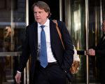 川普在黑色星期五再提名兩名新政府的重要成員,分別是白宮律師麥克加恩(上圖)及副國家安全顧問麥克法蘭。 (Drew Angerer/Getty Images)