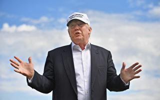 美國當選總統川普。 (Jeff J Mitchell/Getty Images)