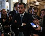 2016美国大选共和党前竞选人、德州参议员科鲁兹。(Alex Wong/Getty Images)