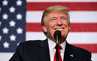 CNN报导说,跟许多中国观察者的担忧相反的是,川普担任总统可能实际上将帮助美中关系,降低军事紧张风险,并巩固美国企业的利益。 (Chip Somodevilla/Getty Images)