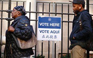 组图:大选日全美各地投票站投票情况
