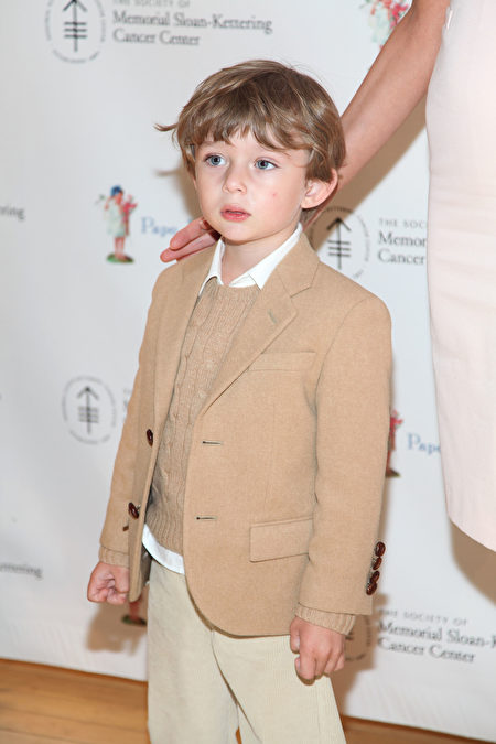 NEW YORK - MARCH 03: Barron Trump attends the 18th annual Bunny Hop to benefit the Society of Memorial Sloan-Kettering Cancer Center at FAO Schwartz on March 3, 2009 in New York City. (Photo by Astrid Stawiarz/Getty Images)
