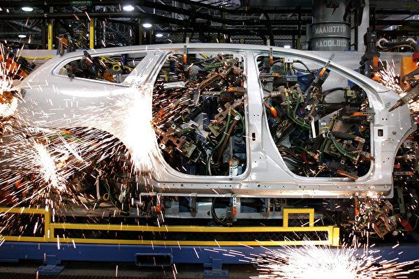 美国掀机器人革命 制造业回归本土