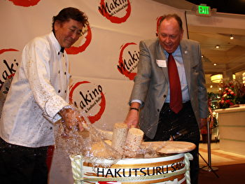 日式壽司‧海鮮吃到飽