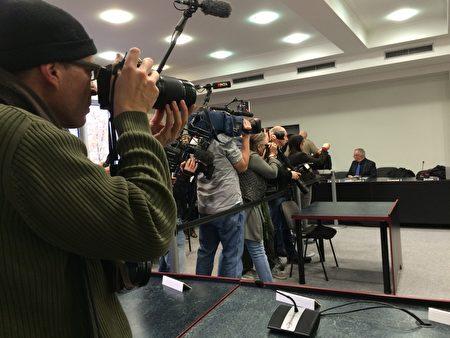 中國留德女大學生李洋潔被姦殺案引起了德國媒體的廣泛關注。(周仁/大紀元)