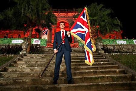 穆雷已成為英國網壇的標誌人物,他多次改寫了英國網球的歷史。(Clive Brunskill/Getty Images)