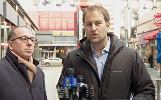 Uber纽约总经理莫赫雷尔提醒民众,小心假冒Uber司机。 (奥利弗/大纪元)