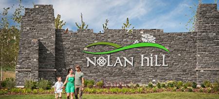 优美的Nolan Hill社区(JamanBUILT 提供)。