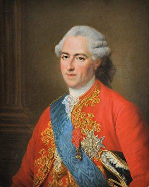 1773年的路易十五,François-Hubert_Drouais绘。(维基公共领域)