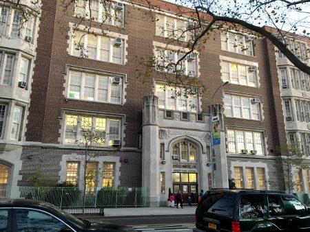 獨立民主黨在報道中說,紐約市一些學校食堂的衛生狀況不達標。 (于佩/大紀元)
