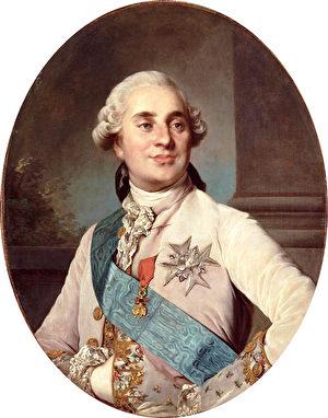法國國王路易十六(公共領域)