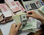 在岸人民幣兌美元跌至22個月新低 市場關注今年是否破7