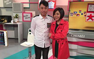 """""""小彬彬""""温兆宇最近走出婚变风波,日前作客《国民大会》节目,提到自己的婚姻问题。(TVBS提供)"""