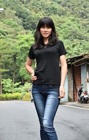 大陸模特兒嫁來台灣 與夫務農打拼幸福美滿