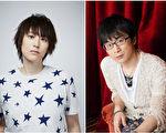日本声优斋贺光希(左)与阿部敦(右)将于2017年1月22日举办粉丝见面会。(曼迪传播提供)