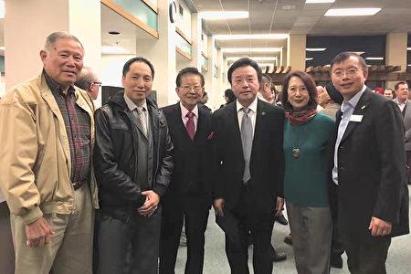 旧金山湾区知名辅导教师王耀明就任联合市学区委员