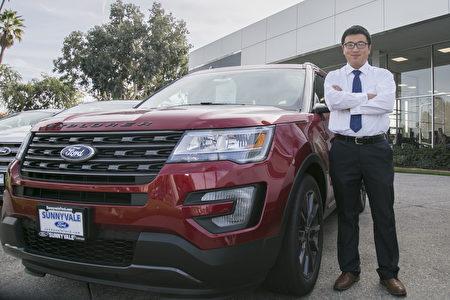 经济气派兼顾 旧金山湾区Ford最畅销的几款车