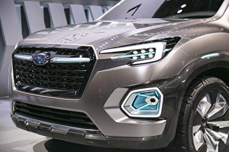 Subaru洛杉矶车展发表7座SUV 大幅提高美国产能 深耕北美市场