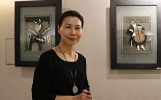 纸雕艺术家吴静芳 似水流年25年回顾展