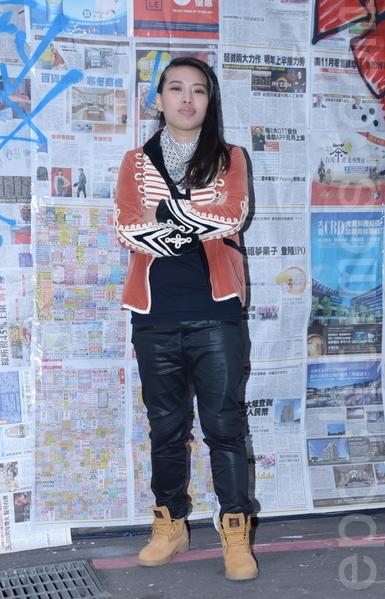 Miss Ko葛仲珊「皇后區的皇后」塗鴉牆揭幕
