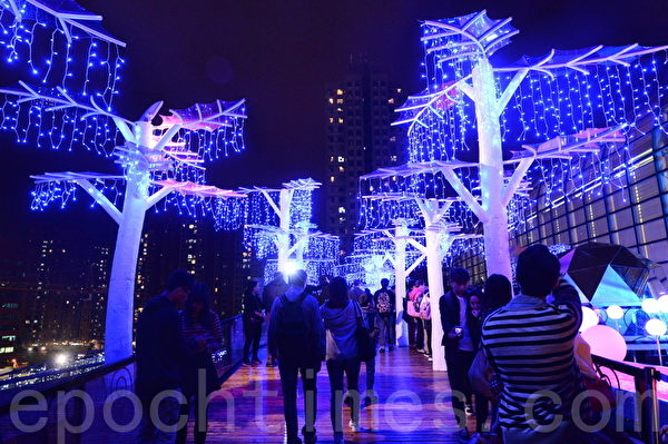 2016圣诞节 沙田新城市广场