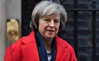 曼徹斯特恐怖襲擊細節被美國媒體提前披露,英國首相特雷莎.梅表示,要在北約峰會上向川普提出關注。(BEN STANSALL/AFP/Getty Images)