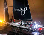 HOBART, AUSTRALIA - DECEMBER 28:  Perpetual LOYAL sails up the Derwent River and wins the 2016 Sydney To Hobart on December 28, 2016 in Hobart, Australia.  (Photo by Heath Holden/Getty Images)