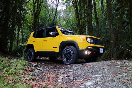 2016 Jeep Renegade Trailhawk。〈李奥/大纪元〉