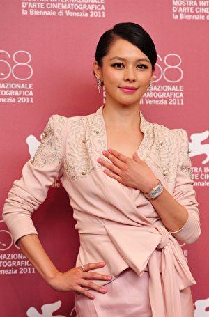 中共「文化部」流出一份「封殺名單」,台灣藝人有55位名列其中,包括知名導演吳念真、藝人徐若瑄。/AFP