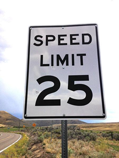 波士頓限速25英哩/小時 明年1月9日起