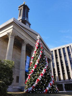 組圖:美國費城2016年聖誕節景觀