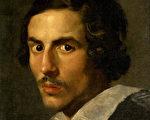 贝尼尼自画像。( 维基百科)